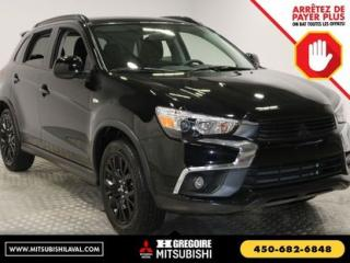 Used 2017 Mitsubishi RVR BLACK EDITION AWD for sale in Laval, QC