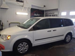 Used 2014 Dodge Grand Caravan Familiale 4 portes SE for sale in Québec, QC