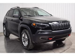 Used 2019 Jeep Cherokee AWD for sale in St-Hubert, QC