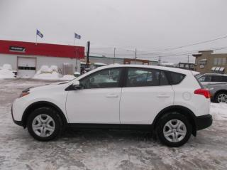 Used 2015 Toyota RAV4 4 portes LE traction avant for sale in Ancienne Lorette, QC