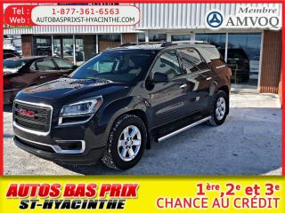 Used 2014 GMC Acadia SLT1 for sale in St-Hyacinthe, QC