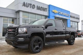 Used 2017 GMC Sierra 1500 ELEVATION for sale in Mont-Laurier, QC