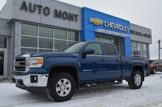 Used 2015 GMC Sierra 1500 for sale in Mont-Laurier, QC