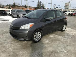 Used 2012 Toyota Yaris Hayon 5 portes,ATOMATIQUE LE for sale in Sherbrooke, QC