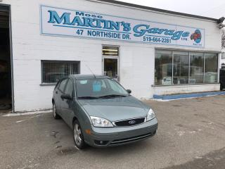 Used 2006 Ford Focus SES for sale in St. Jacobs, ON
