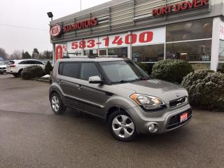 Used 2013 Kia Soul 4U/Sunroof/Heated Seats for sale in Port Dover, ON