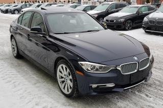 Used 2014 BMW 320 Xdrive Navigation for sale in Dorval, QC