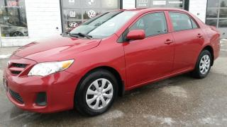 Used 2012 Toyota Corolla LE for sale in Guelph, ON
