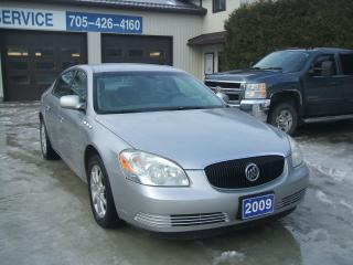 Used 2009 Buick Lucerne CXL for sale in Beaverton, ON