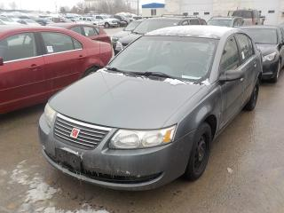 Used 2006 Saturn Ion Level 2 for sale in Innisfil, ON