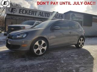 Used 2013 Volkswagen Golf TRENDLINE for sale in Barrie, ON