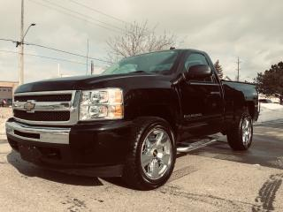Used 2009 Chevrolet Silverado 1500 LT Sport 4WD for sale in Mississauga, ON