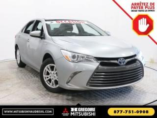 Used 2017 Toyota Camry LE HYBRIDE for sale in Vaudreuil-Dorion, QC