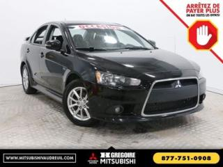 Used 2015 Mitsubishi Lancer SE for sale in Vaudreuil-Dorion, QC