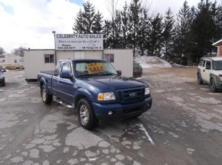 Used 2010 Ford Ranger 4X4 E CAB SPORT for sale in Elmvale, ON
