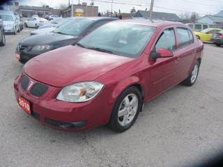 Used 2010 Pontiac G5 SE for sale in Hamilton, ON
