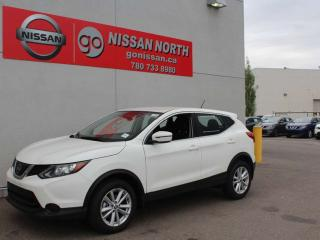 Used 2019 Nissan Qashqai S/AWD/HEATED SEATS/BACKUP CAM for sale in Edmonton, AB