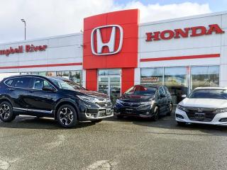 New 2019 Honda CR-V Touring - All Weather Mats, Undercoat! for sale in Campbell River, BC