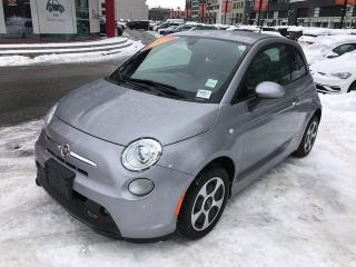 Used 2016 Fiat 500 E BTRYELEC for sale in Richmond, BC