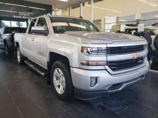 Used 2017 Chevrolet Silverado 1500 LT, HEATED SEATS, REMOTE START, REAR VIEW CAMERA for sale in Edmonton, AB