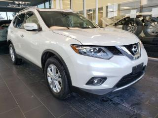 Used 2015 Nissan Rogue SV, HEATED SEATS, SUNROOF, REAR VIEW CAMERA for sale in Edmonton, AB