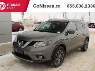 Used 2016 Nissan Rogue SL 4dr AWD Sport Utility for sale in Edmonton, AB