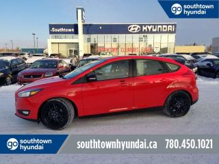 Used 2016 Ford Focus SE/NAV/HEATED STEERING AND SEATS/BACKUP CAM for sale in Edmonton, AB