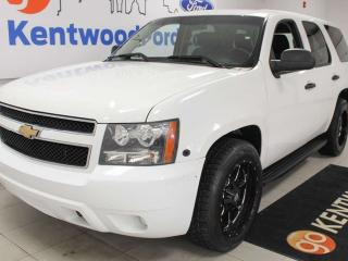 Used 2013 Chevrolet Tahoe Tahoe with power drivers seat, roll around in style for sale in Edmonton, AB