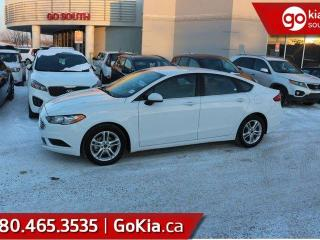 Used 2018 Ford Fusion SE; PUSH START, BLUETOOTH, BACKUP CAM AND MORE for sale in Edmonton, AB