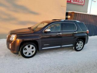 Used 2015 GMC Terrain DENALI; BLUETOOTH, BACKUP CAM, ACTIVE CRUISE CONTROL AND MORE for sale in Edmonton, AB