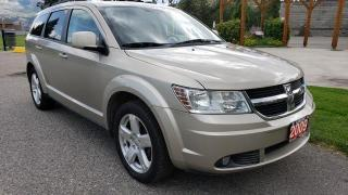Used 2009 Dodge Journey SXT for sale in West Kelowna, BC