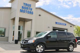 Used 2014 Dodge Grand Caravan SE Rear Stow N Go Aluminuim Wheels for sale in Selkirk, MB