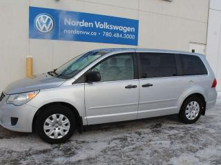 Used 2011 Volkswagen Routan TRENDLINE W/ REAR ENTERTAINMENT PKG for sale in Edmonton, AB