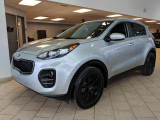 Used 2017 Kia Sportage LX AWD Mags Noir Bluetooth for sale in Pointe-Aux-Trembles, QC