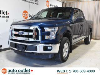 Used 2016 Ford F-150 XLT 4x4 SuperCab; Pro Trailer Backup Assist, Backup Camera for sale in Edmonton, AB