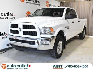 Used 2017 RAM 2500 Outdoorsman 4x4 Crew Cab Long Box; Backup Camera, Trailer Brake Controller for sale in Edmonton, AB
