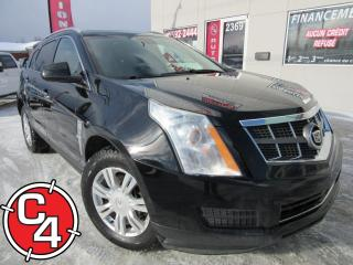 Used 2012 Cadillac SRX Luxury Collection for sale in St-Jérôme, QC