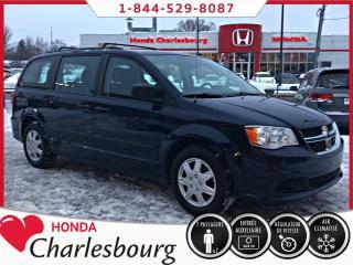 Used 2015 Dodge Grand Caravan SE CVP **SEULEMENT 50 811 KM ** for sale in Charlesbourg, QC