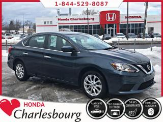 Used 2018 Nissan Sentra SV **AUTOMATIQUE**TOIT OUVRANT** for sale in Charlesbourg, QC
