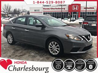 Used 2018 Nissan Sentra SV AUTOMATIQUE **TOIT OUVRANT** for sale in Charlesbourg, QC