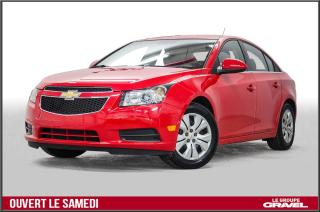 Used 2014 Chevrolet Cruze A/C for sale in Montréal, QC