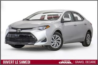 Used 2017 Toyota Corolla LE   berline 4 portes CVT for sale in Montréal, QC
