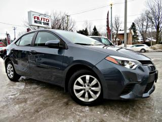 Used 2014 Toyota Corolla LE -- CAM RECUL - BLUETOOTH - A/C -- for sale in Repentigny, QC