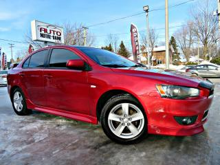 Used 2013 Mitsubishi Lancer SE LIMITED -- TOIT - MAGS - AILERON -- for sale in Repentigny, QC