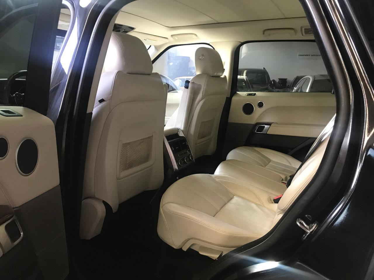 2014 Land Rover Range Rover Sport