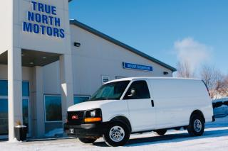 Used 2011 GMC Savana cargo for sale in Selkirk, MB