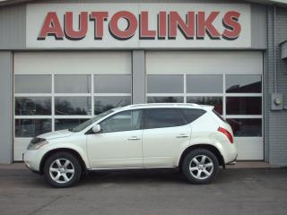 Used 2006 Nissan Murano SE   awd  leather for sale in St Catharines, ON
