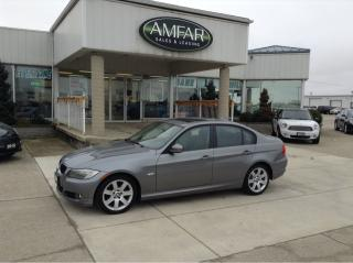 Used 2011 BMW 3 Series HEATED SEATS / STEERING WHEEL /NO PAYMENTS FOR 6 M for sale in Tilbury, ON