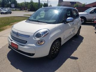 Used 2014 Fiat 500L Lounge for sale in North York, ON