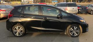 Used 2016 Honda Fit EX-L for sale in Duncan, BC